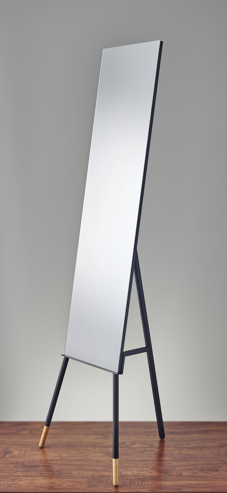 Adesso WK6287-01 - Louise Floor Mirror