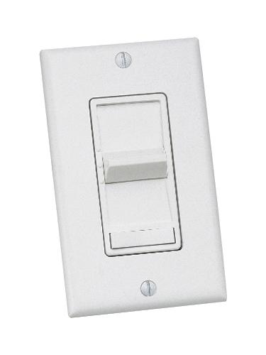 Craftmade CM-6621-PAL - White Fan Wall Mount Control