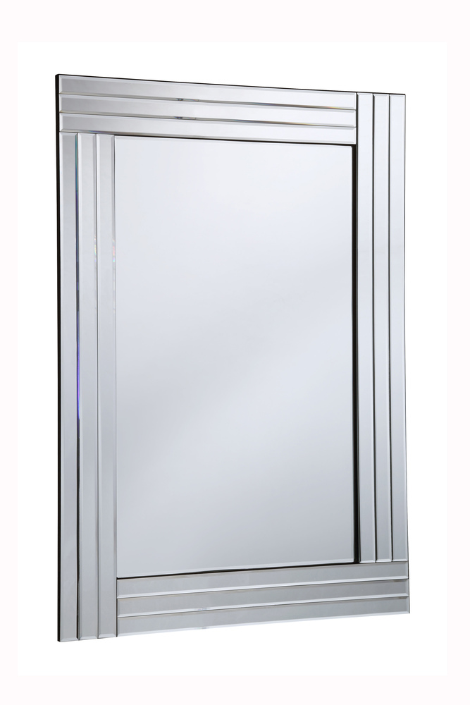 "Elegant MR-3040 - Modern Mirror 23.6""x31.5""H CL"