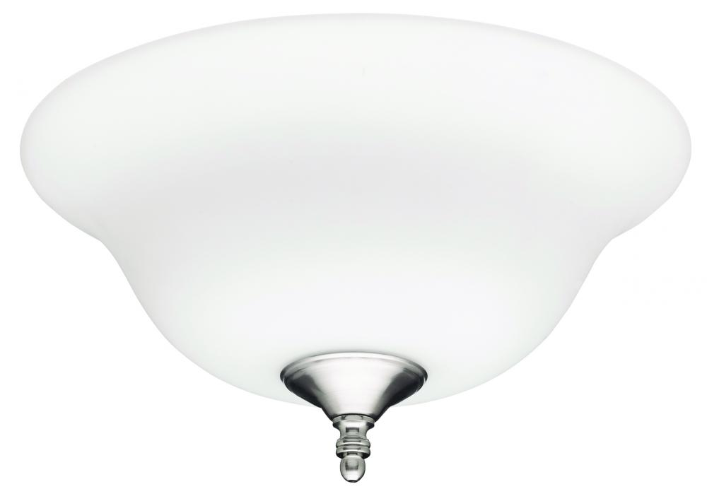 Hunter Fan Co. 28592 - Frosted Opal Bowl Light Kit