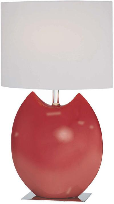 Lite Source Inc. LS-21335RED - Spazio Table Lamps