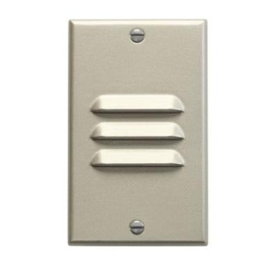 Kichler 12606NI - LED Step Light Vertical Louver