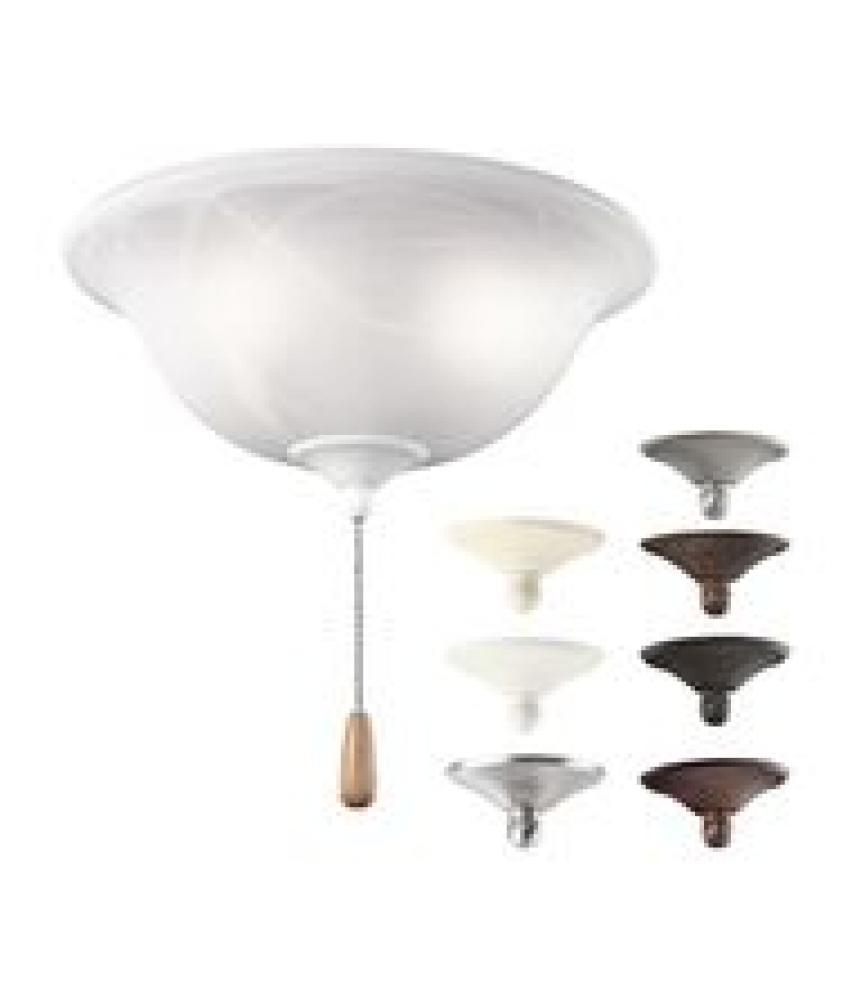 Kichler 338506MUL - Bowl 3 Light