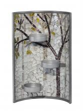 Dale Tiffany AV15427 - Fall Mosaic Candle Holder