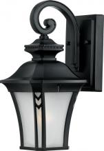 Quoizel NF8406K - One Light Black Wall Lantern