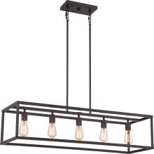 Quoizel NHR538WT - New Harbor Island Chandelier