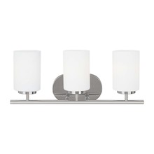 Sea Gull 41162-05 - Three Light Wall / Bath