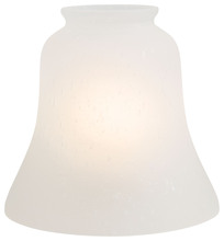 "Minka-Aire 2565 - 2 1/4"" Etched Seeded Glass Shade"