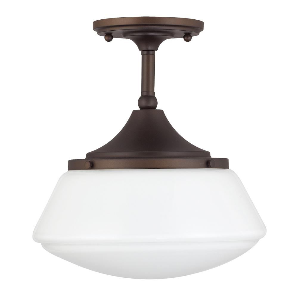 Capital 3533BB-129 - 1 Light Semi-Flush