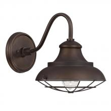 Capital 4561BB - 1 Light Barn Style Outdoor