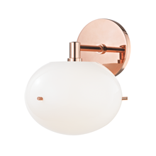 Hudson Valley H102101-POC - 1 Light Wall Sconce