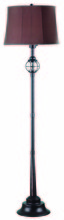 Kenroy Home 03071 - Hatteras Outdoor Floor Lamp