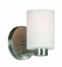 Kenroy Home 10181BS - Encounters 1 Light Sconce