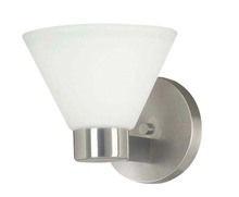Kenroy Home 91791BS - Maxwell 1 Light Sconce