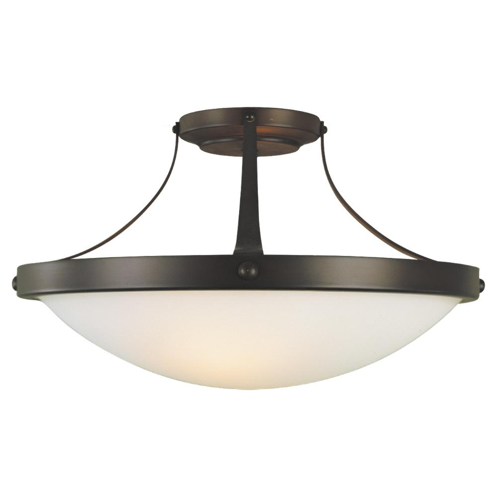 Feiss SF187ORB - 2- Light Indoor Semi-Flush Mount