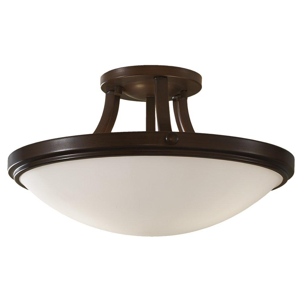 Feiss SF283HTBZ - 2- Light Semi Flush