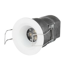 Elegant RM20530K-4PK - Mini LED Downlight  DC12V 3W  180Lm CRI80