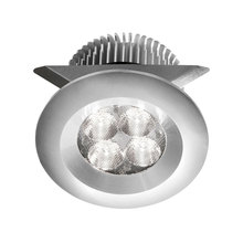 Dainolite MP-LED-8-AL - 24V DC,8W Aluminum LED Cabinet Light