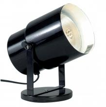 Nuvo SF77/394 - Black Plant Or Pin Up Lamp