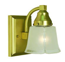 Framburg 1661 BN - 1-Light Brushed Nickel Taylor Sconce