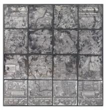 ANTIQUE STREET MAP