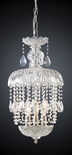 ELK Lighting 12009/3 - Elise 1-light Pendant In Antique White